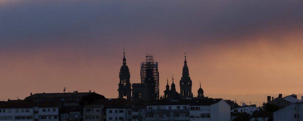 Fuego por todas partes: Galicia registra casi un centenar de incendios en menos de dos días