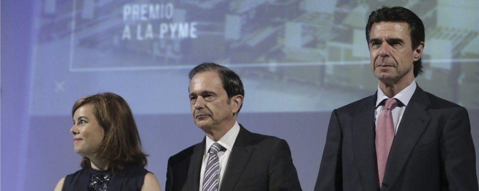 Inditex recibe el Premio Nacional de Moda 2014