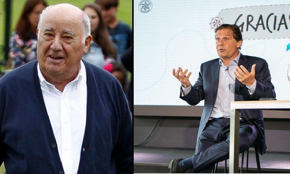 """Inditex e Hijos de Rivera, """"líderes en compromiso"""" ante el Covid-19"""