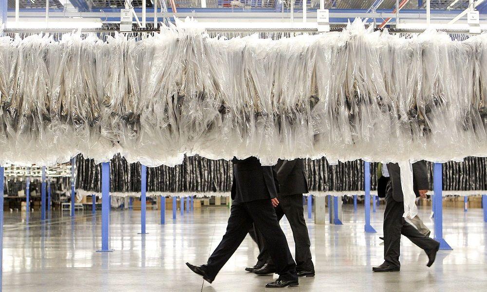 Inditex arma sus centros logísticos para el Black Friday