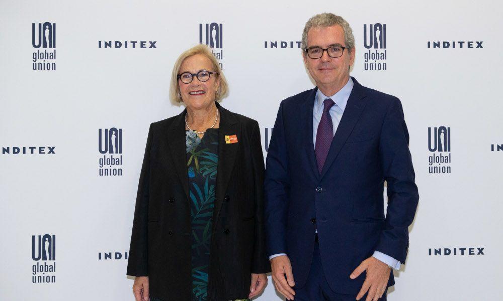 Inditex renueva su acuerdo con los sindicatos de todo el mundo