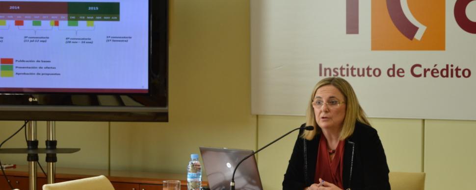 El ICO pasa de Galicia: recorta a la mitad los créditos para inversiones