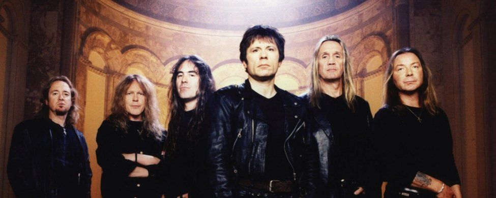 Iron Maiden regresa a Galicia trece años después