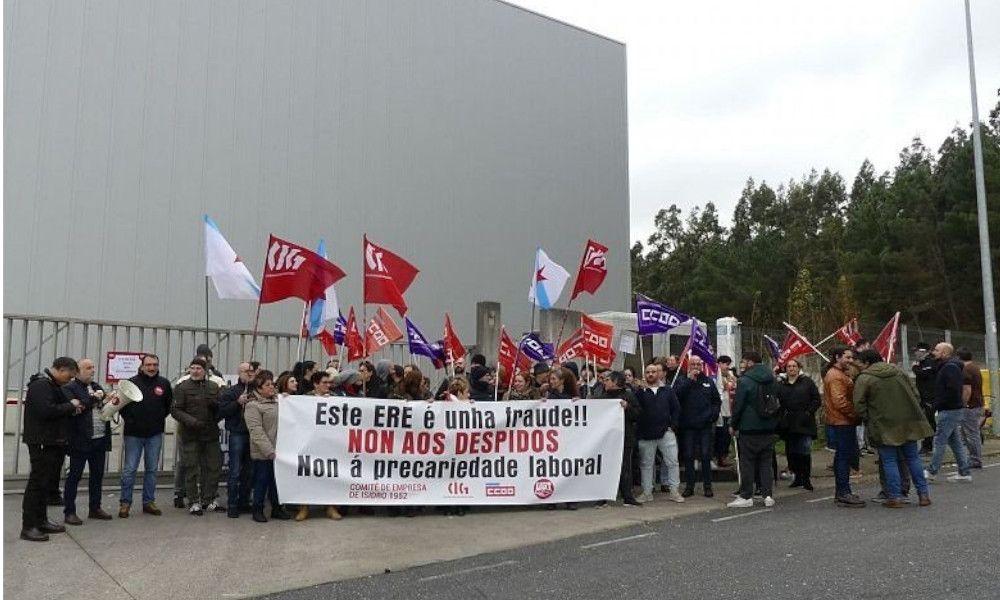 SOS de la plantilla de Isidro 1952 a la Xunta tras su venta fallida