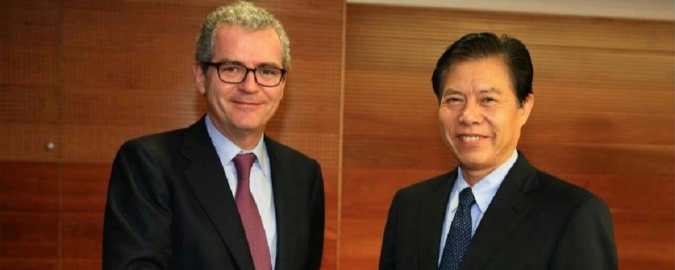 China, doble motivo de preocupación para Inditex