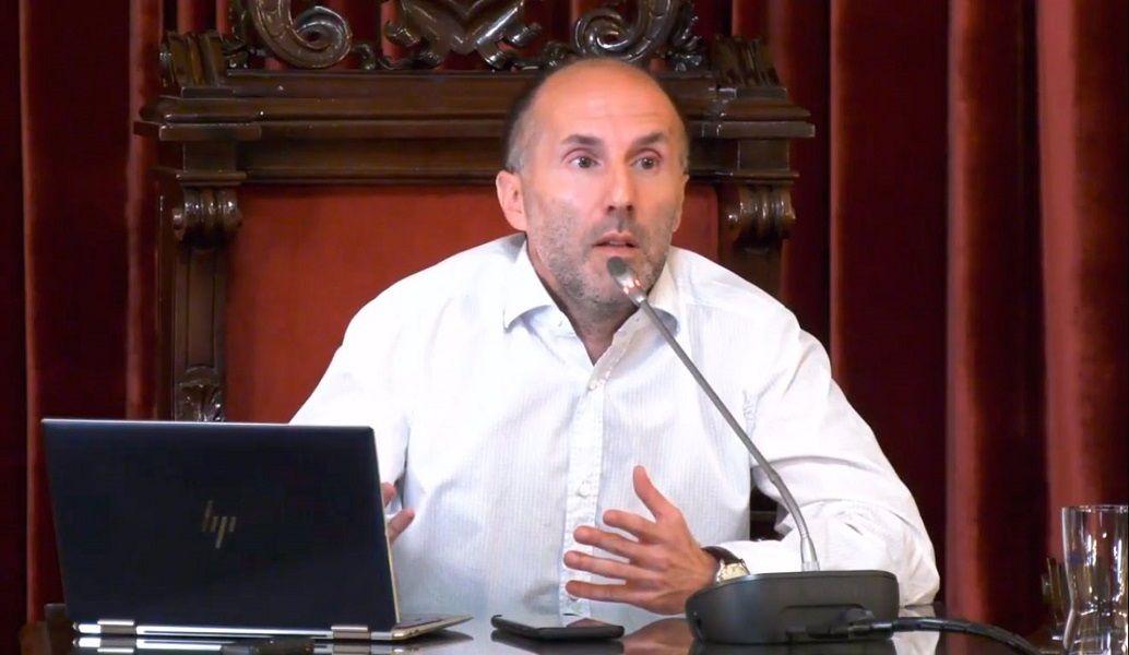 """Jácome ve a Ourense """"al borde"""" del confinamiento por el coronavirus"""