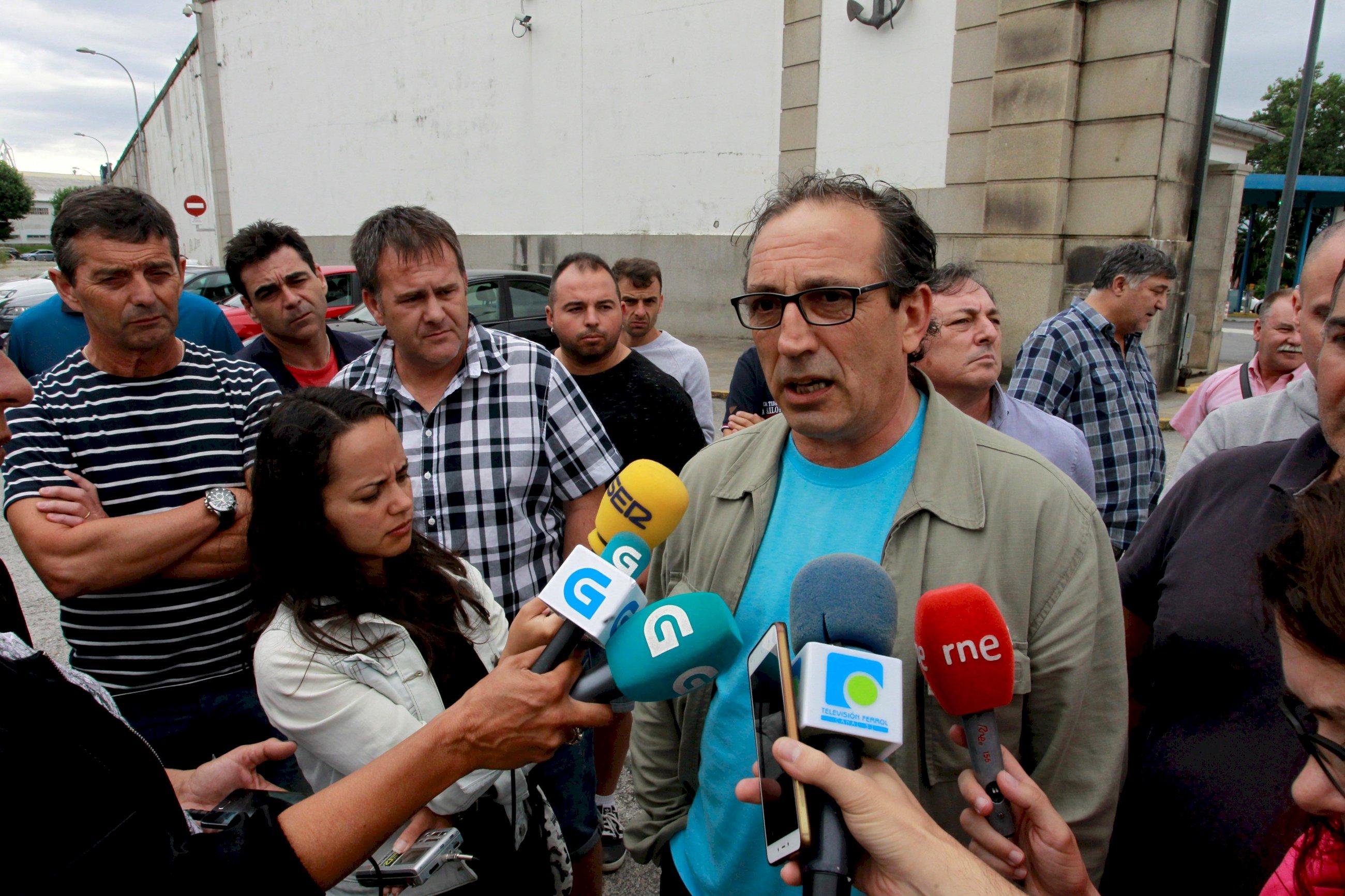 """No hay paz en Navantia Ferrol: nuevo lío por """"salarios de miseria"""""""