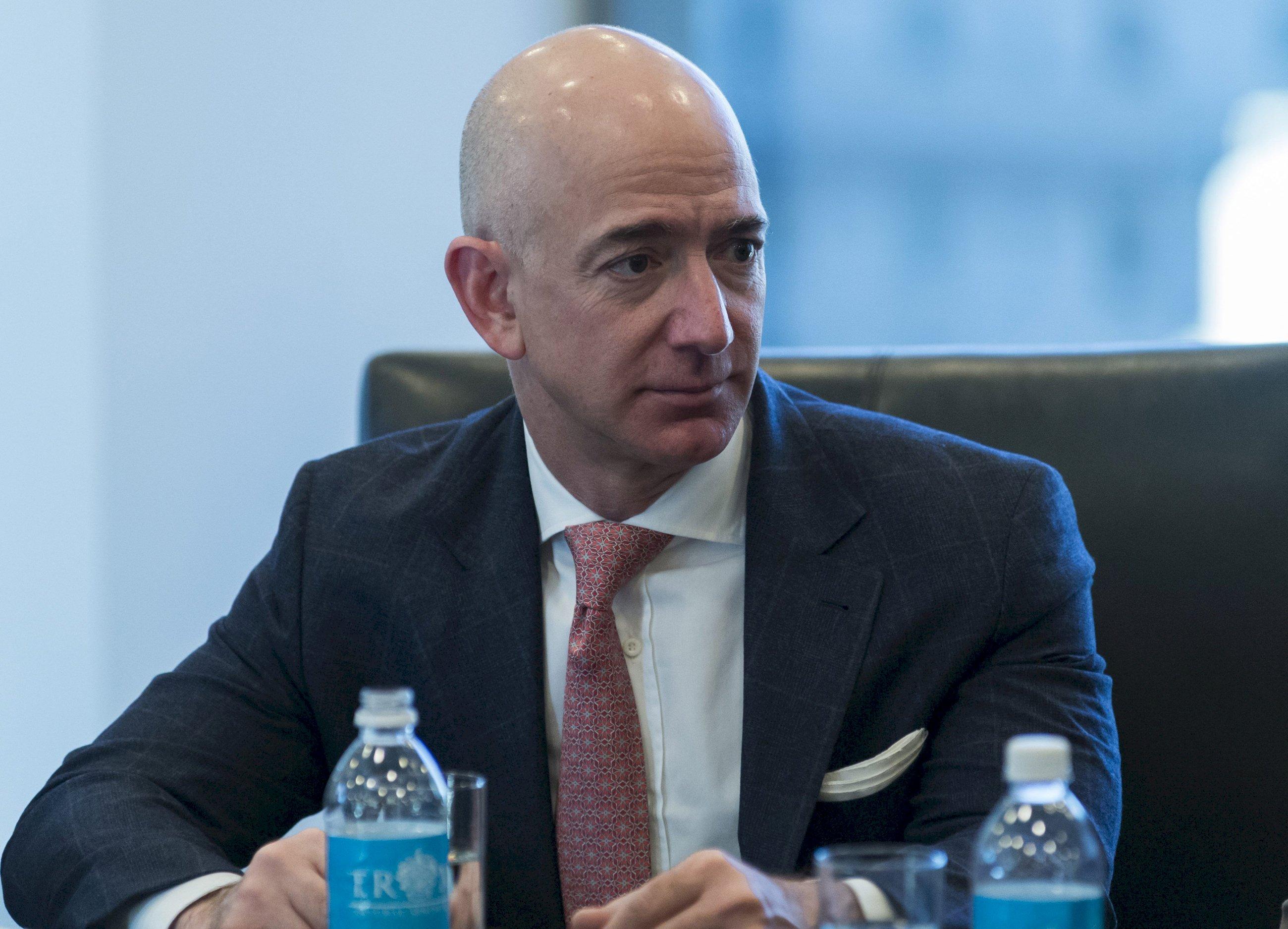 Jeff Bezos tumba a Bill Gates del podio de las mayores fortunas del mundo