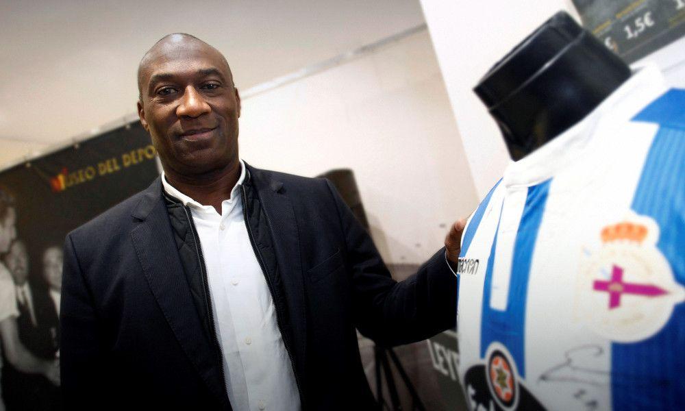 Songo'o, ex del Deportivo, impulsa su cuarta empresa en Galicia