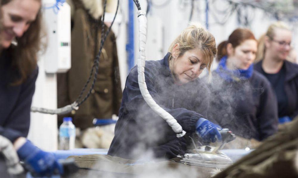 Ola de quiebras entre los grandes proveedores lusos del textil gallego