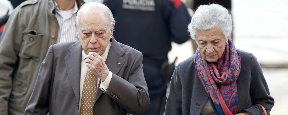Los Pujol intentan que la juez deje a Banco Madrid fuera de su caso