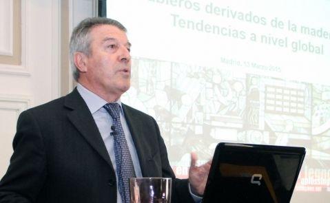 Jose Carballo, primer ejecutivo de Finsa