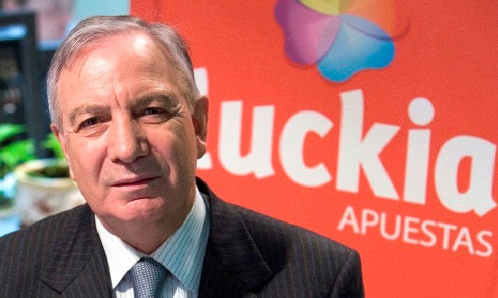 Luckia asciende a su 'jefe' de casinos y lo nombra director general