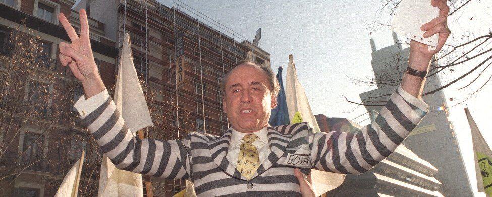 Ruiz-Mateos: el padre español de la estructura piramidal