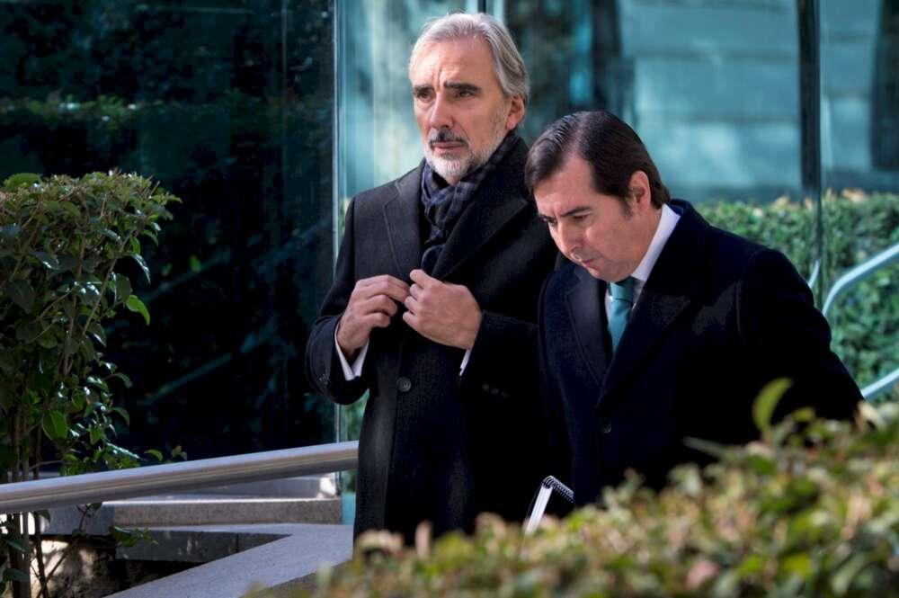 El asesor del presidente de BBVA rechaza declarar en el caso Villarejo