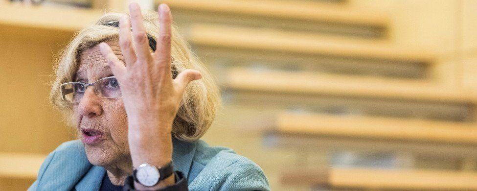 Cinismo de los bancos: dicen a Carmena que tire del fondo de viviendas y no hay