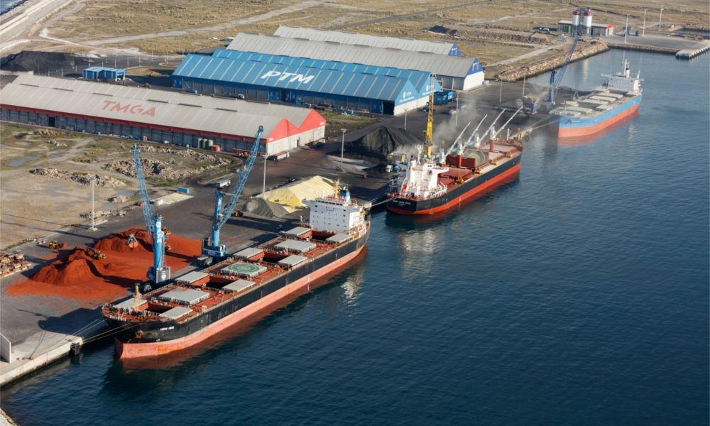 El Puerto de A Coruña pulveriza su récord de tráfico de mercancías