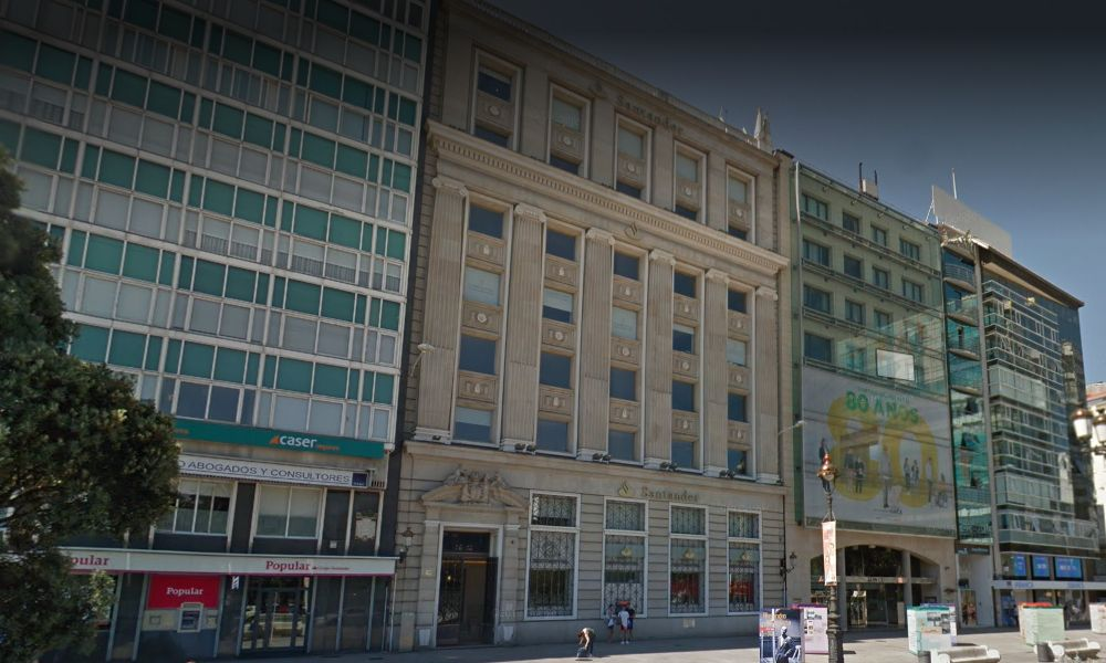 ¿Nueva sede de la Fundación Amancio Ortega y Pontegadea en A Coruña?