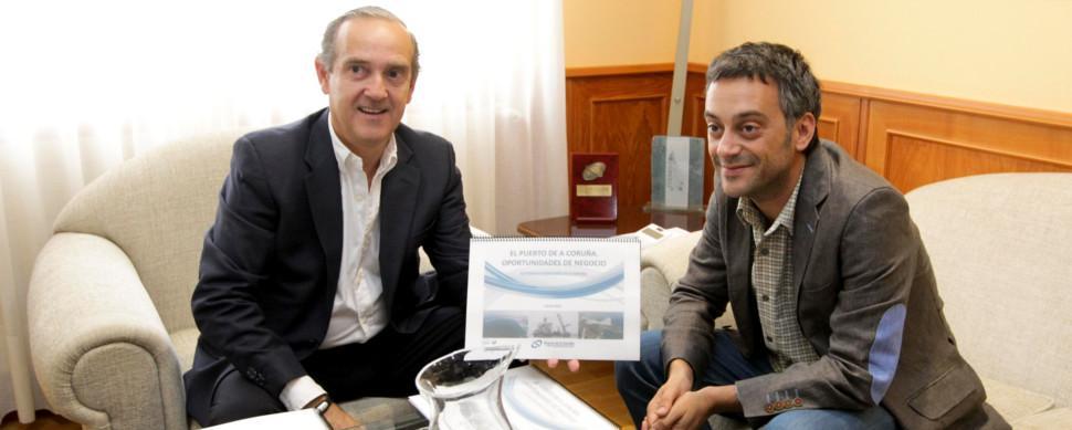 El Puerto de A Coruña amenaza a Ferreiro con una reclamación de cientos de millones