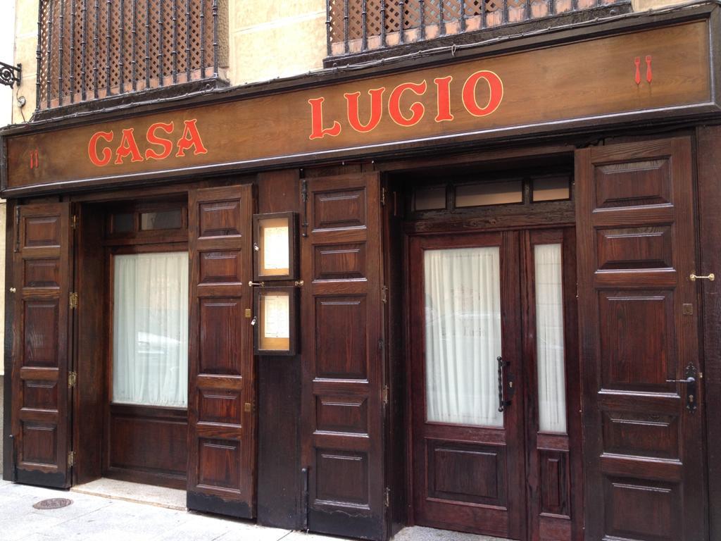 """'Casa Lucio' ante la crisis: """"Hemos tenido que pedir préstamos"""""""