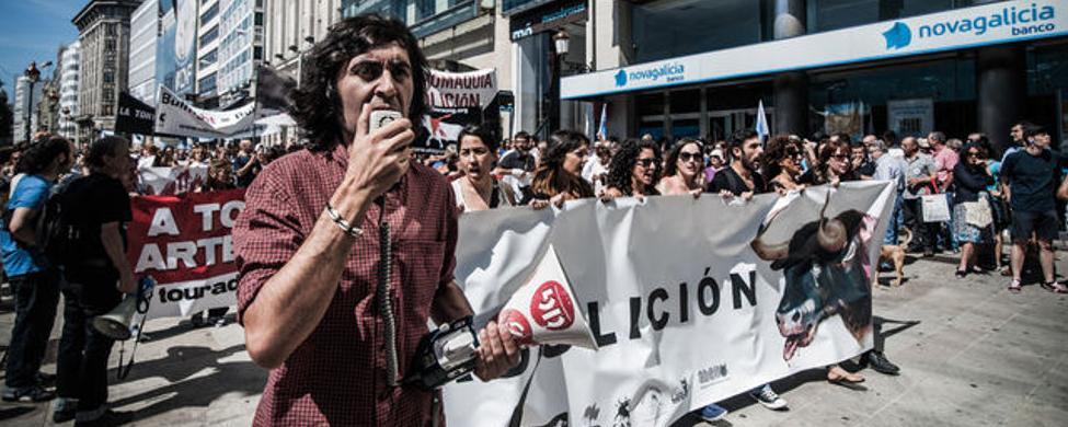 El Valedor do Pobo investiga a TVE por emitir corridas de toros en horario infantil