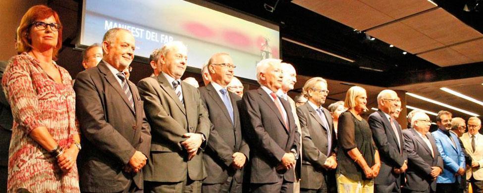 Pymes y economistas de prestigio se vuelcan con Mas y el independentismo