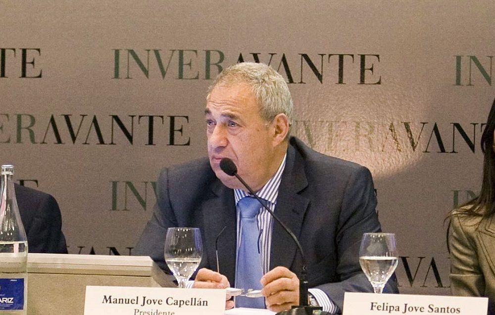Fallece Manuel Jove, el gran promotor de Galicia