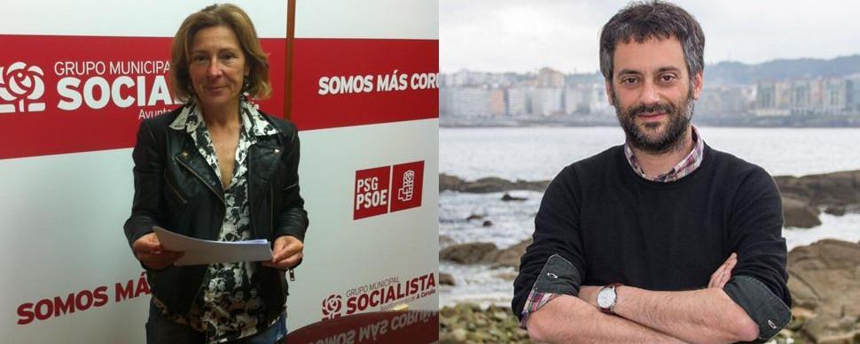 El PSOE da la espalda a Xulio Ferreiro y bloquea cambios en el presupuesto de A Coruña