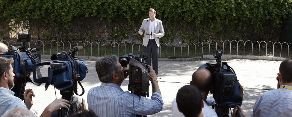 Rajoy reúne a sus barones para hacer frente a su principal crisis de liderazgo