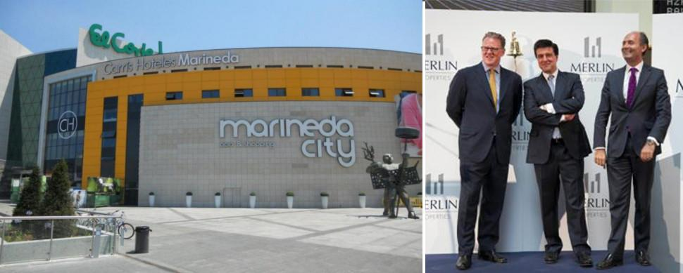 El dueño de Marineda City sigue de compras y gana 120 millones