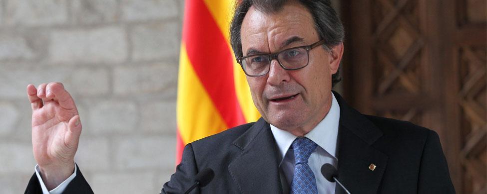Mas espera la última decisión de Rajoy para aplazar el 27S