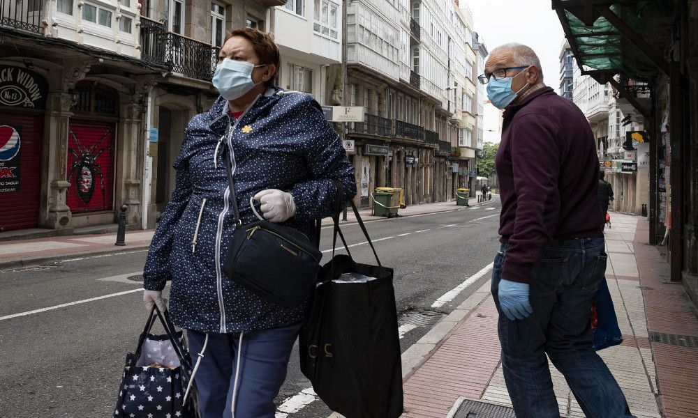 Doscientos ayuntamientos gallegos, libres del coronavirus