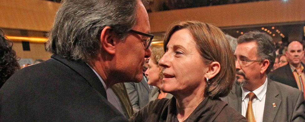 Mas esgrime la convocatoria adelantada de Rajoy para evitar el 27S