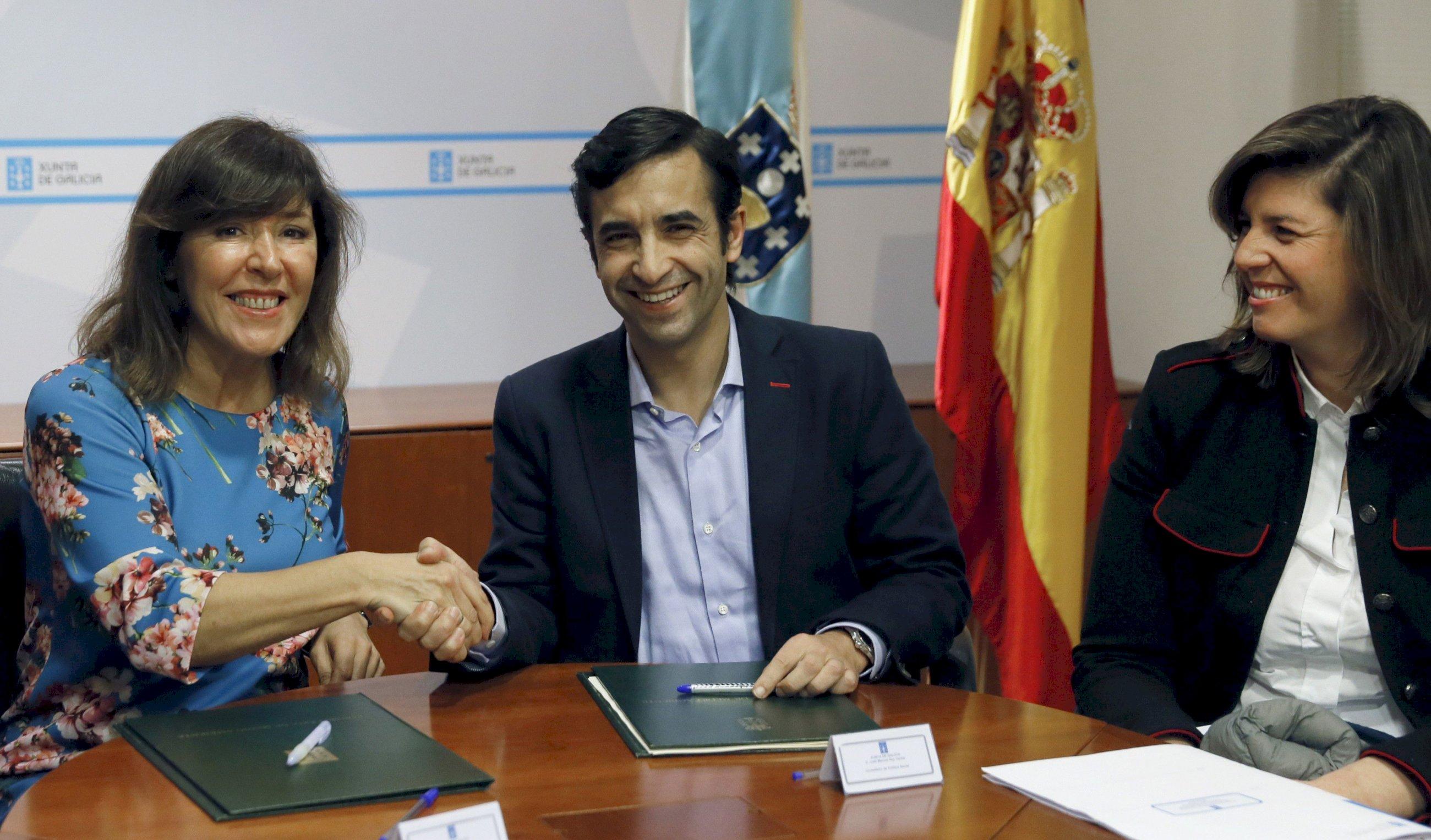 Beatriz Mato y Rey Varela saltan con red: retienen su acta de diputado
