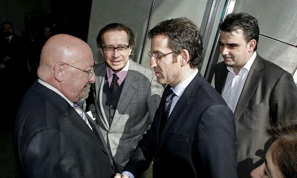 Mauro Varela, el abogado que dio la cara por Méndez y Caixa Galicia
