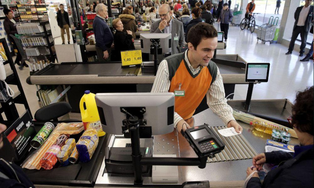 Un tercio de los Mercadona de A Coruña tienen riesgos laborales graves