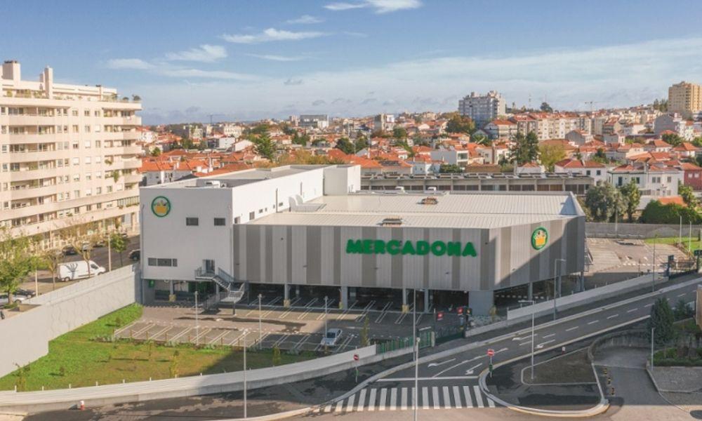 Mercadona asalta los mercados de Froiz en Portugal