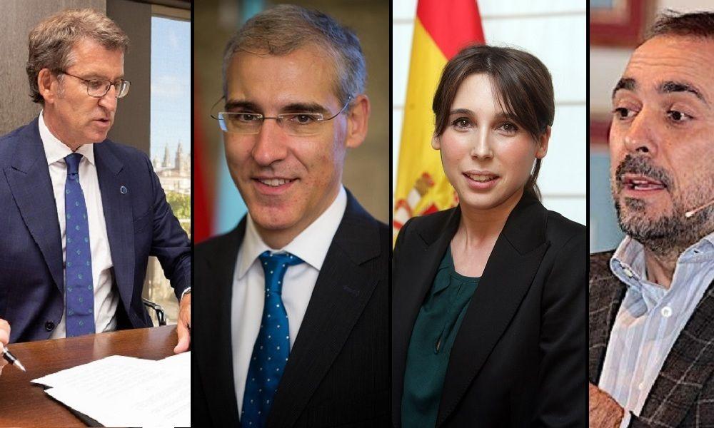 Los cambios de Feijóo en la Xunta: la hora de los tecnócratas