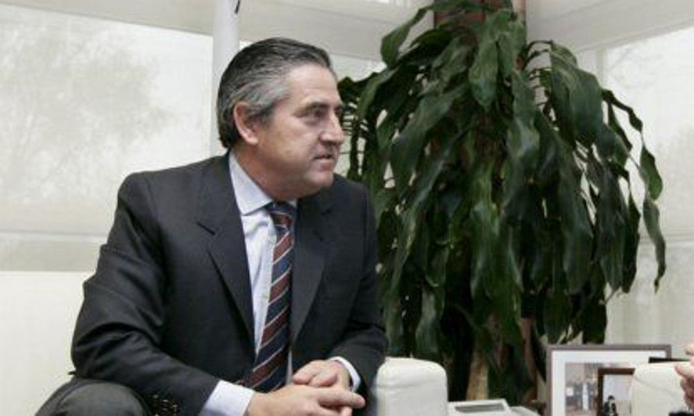 Andrés Muntaner, el íntimo de Rajoy que pilota la AP-9 desde los noventa