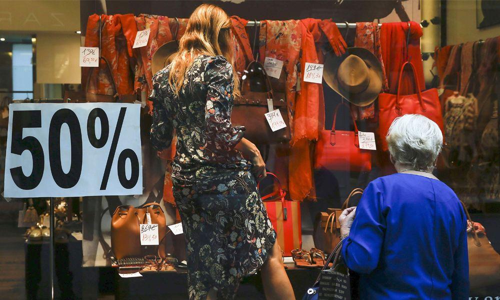 La campaña de rebajas dejará 5.500 nuevos contratos en Galicia