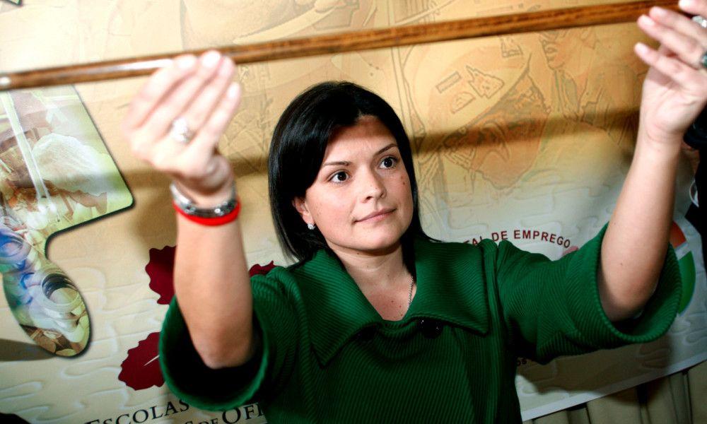 La alcaldesa de Mos abre de par en par las puertas al Celta
