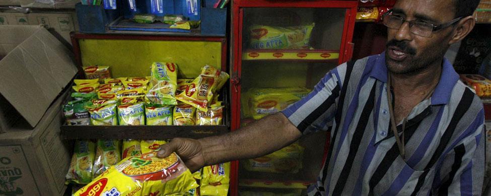 La India se levanta contra Nestlé por la venta de noodles con plomo
