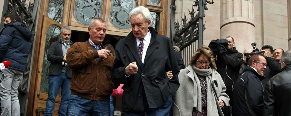 Luis del Olmo firmaba sin leer los papeles de Rogelio Rengel