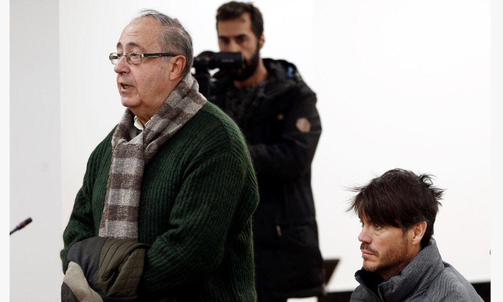 El exgerente de Osasuna admite que compró partidos para bajar al Dépor