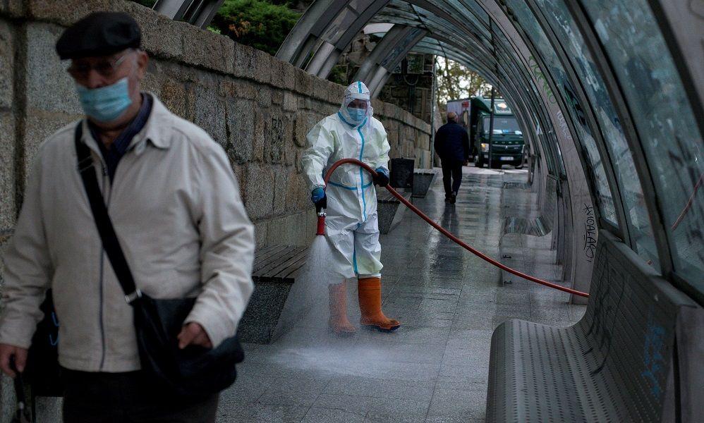 La incidencia del coronavirus en Ourense supera a la de Madrid
