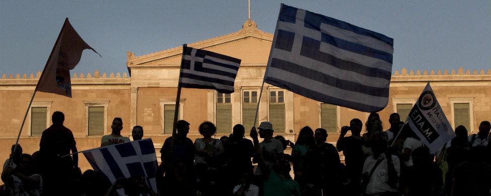 Grecia vota 'no' a más austeridad