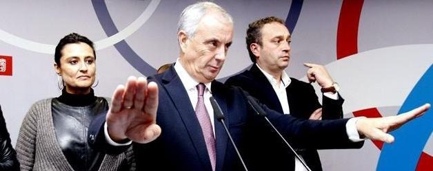 Comienzan los cruces de acusaciones en el PSOE gallego