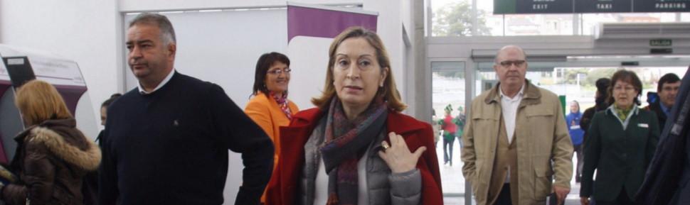 La 'coordinación' de los aeropuertos gallegos lleva 14 meses parada