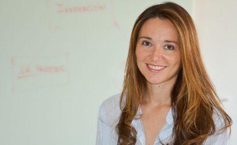Patricia Rey, presidenta del comité organizador del Forum RIES19