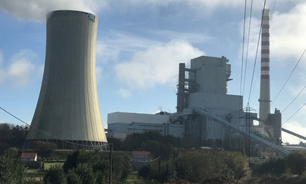 Ya es oficial: Naturgy tiene un año para cerrar la térmica de Meirama